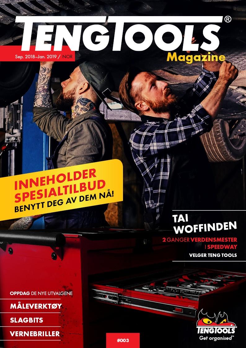 Winter Magazine 2018 NORWAY